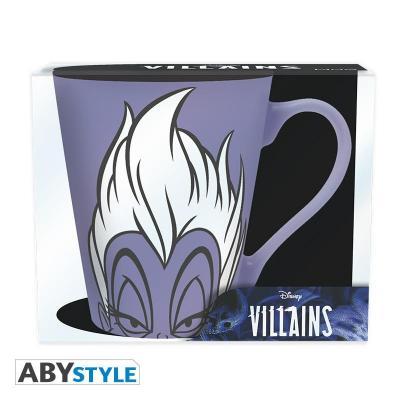 Disney mug 340 ml villains ursula