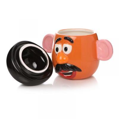 Disney mug 3d 600ml toy story mr potato head