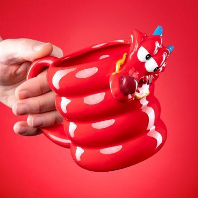 Disney mushu 3d mug