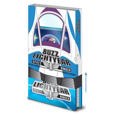 Disney notebook a5 premium toy story buzz box