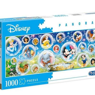 Disney panorama bubbles puzzle 1000p