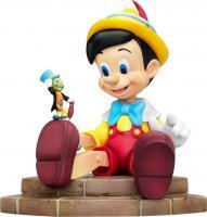 Disney pinocchio statuette master craft 27cm 4