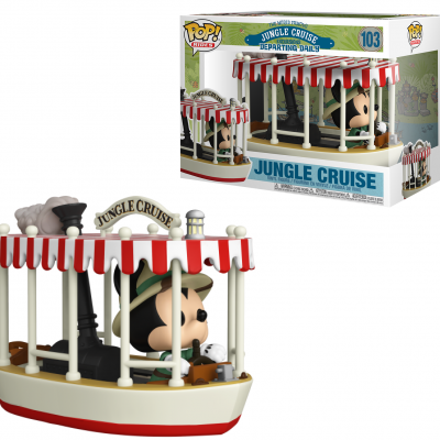 Disney pop ride super deluxe n 103 jungle cruise