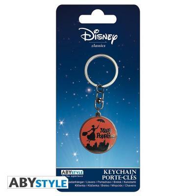 Disney porte cles metal mary poppins 2