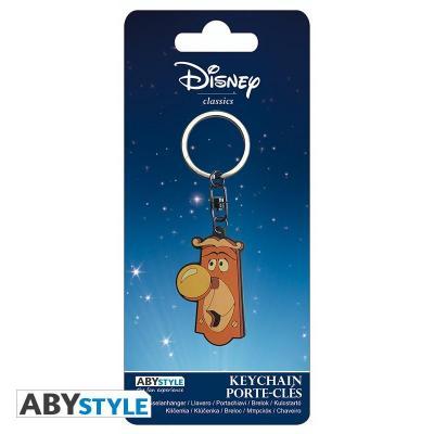 Disney porte cles pvc alice poignee de porte