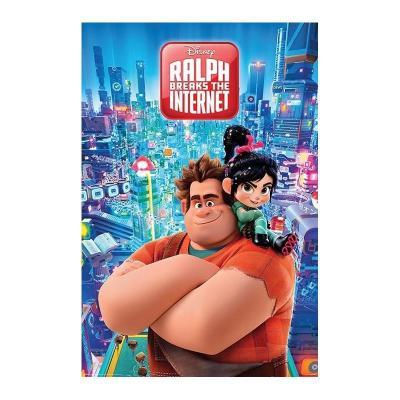 Disney poster 61x91 ralph breaks the internet