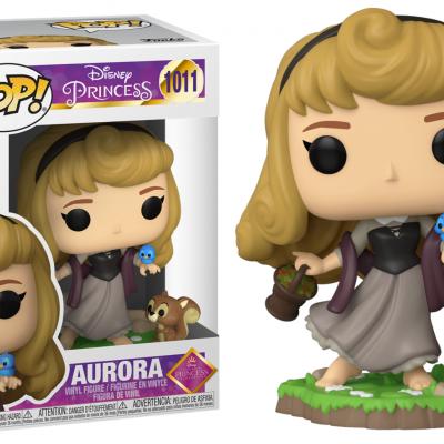 Disney princess bobble head pop n 1011 ultimate princess aurora