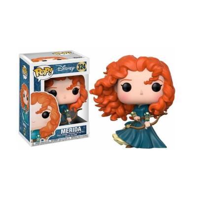 Disney princess bobble head pop n 324 merida