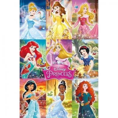 Disney princess poster 61x91 collage