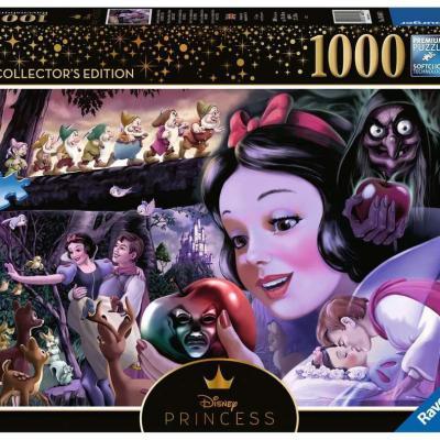 Disney princess puzzle collector s edition 1000p blanche neige