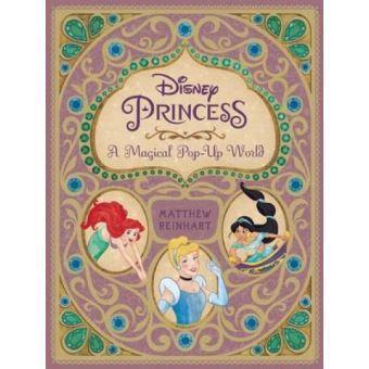 Disney princesses le pop up magique