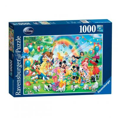 Disney puzzle 1000p l anniversaire de mickey