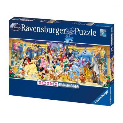 Disney puzzle 1000p panorama