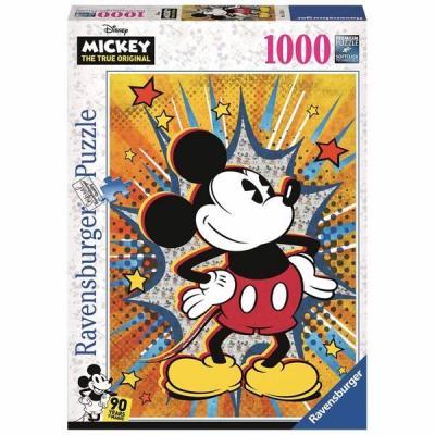 Disney puzzle 1000p retro mickey