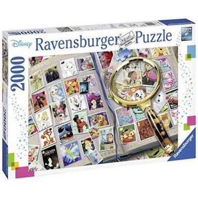 Disney puzzle 2000p mes timbres preferes