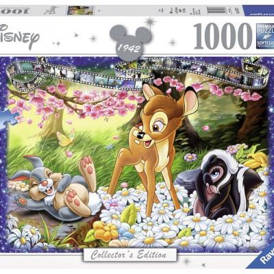 Disney puzzle collector s edition 1000p bambi