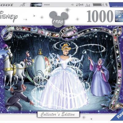 Disney puzzle collector s edition 1000p cinderella