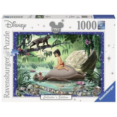 Disney puzzle collector s edition 1000p jungle book