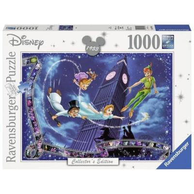 Disney puzzle collector s edition 1000p peter pan