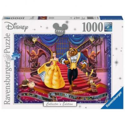 Disney puzzle collector s edition 1000p the beauty and the beast