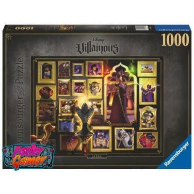 Disney puzzle villainous 1000p jafar