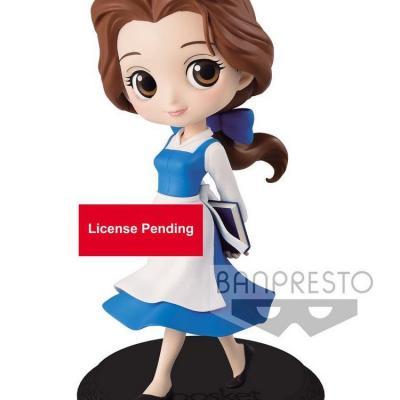 Disney q posket belle country style normal color version 14cm
