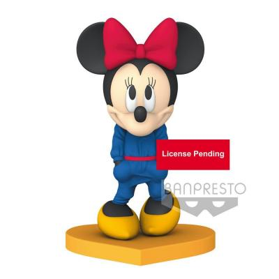 Disney q posket best dressed series minnie mouse vers b 10cm