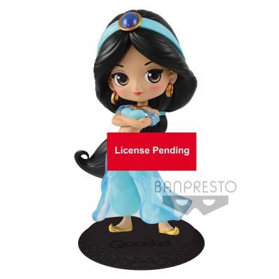 Disney q posket jasmine normal color version 14cm