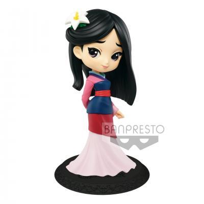 Disney q posket mulan normal color version 14cm