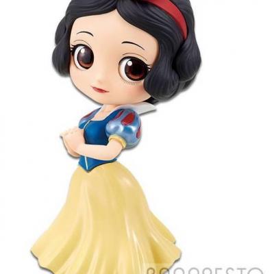 Disney q posket snow white normal color version 14cm
