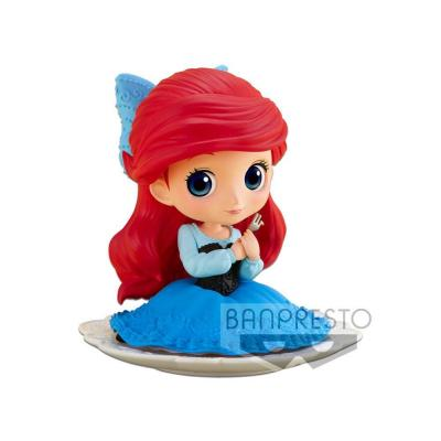 Disney q posket sugirly ariel normal color version 9cm