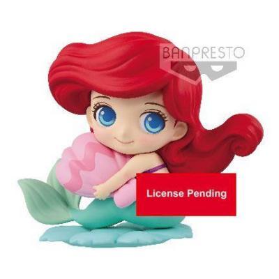 Disney q posket sweetiny ariel normal color version 8cm