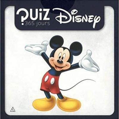 Disney quiz 365 jours