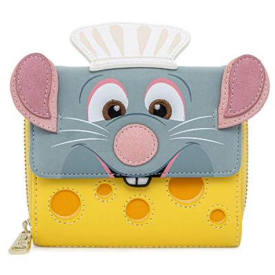Disney ratatouille portefeuille loungefly 10x13x2