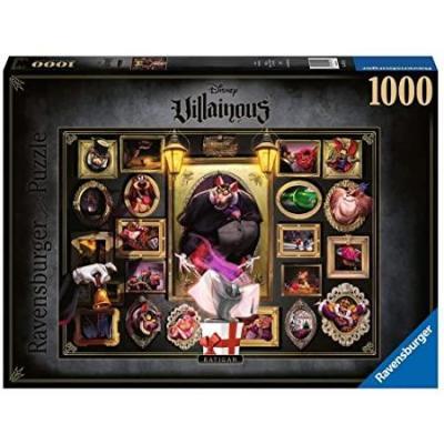 Disney ratigan puzzle villainous 1000p