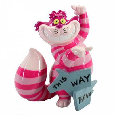 Disney showcase cheshire cat this way that way 9cm