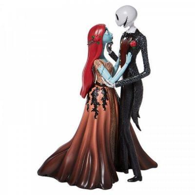 Disney showcase jack sally couture de force statuette enesco