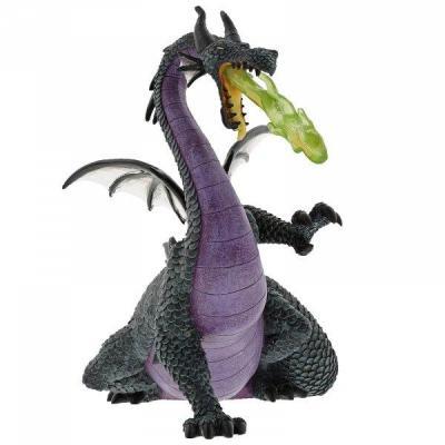 Disney showcase maleficent as a dragon 20x18x21