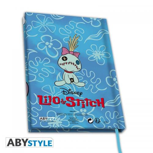 Disney stitch notebook a5 1