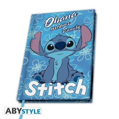 Disney stitch notebook a5