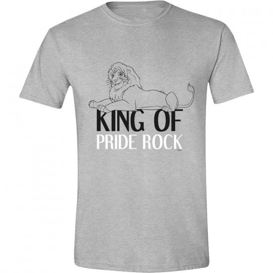 Disney t shirt le roi lion king of the jungle