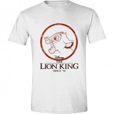 Disney t shirt le roi lion simba since 94