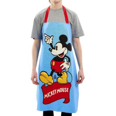 Disney tablier blue mickey