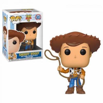 Disney toy story 4 bobble head pop n 522 woody