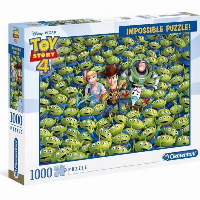 Disney toy story 4 puzzle 1000p