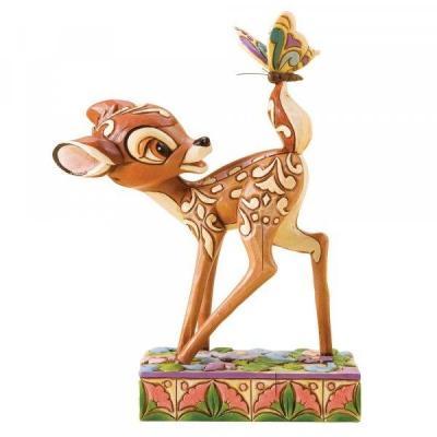 Disney traditions bambi wonder of spring figurine 12cm