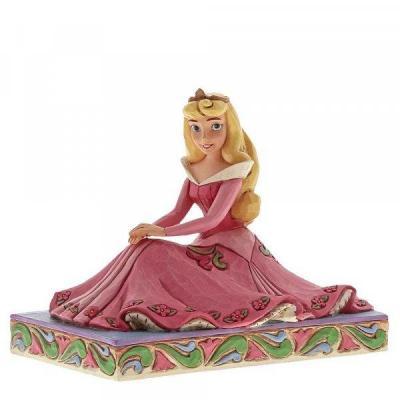 Disney traditions be true aurora figurine 9cm