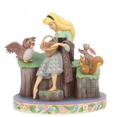 Disney traditions belle au bois dormant 60th anniv 20x13x20