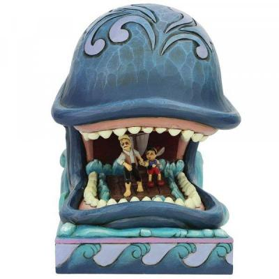 Disney traditions pinocchio a whale of a whale 19x14x25