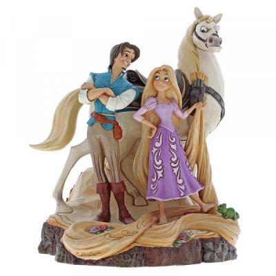 Disney traditions raiponce live your dream 21x15 5x14 5